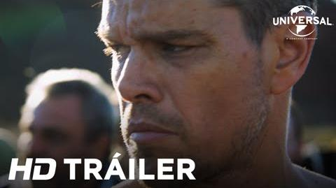 Jason Bourne Tráiler 1 (Universal Pictures) HD