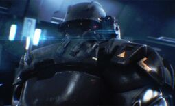 Starship Troopers spotlight