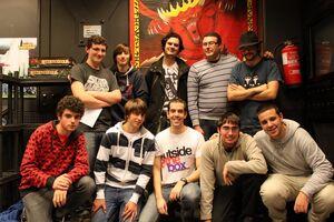 Equipo Miembros Wikihammer Madrid & Barcelona