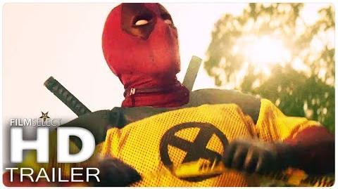 DEADPOOL 2 Trailer Oficial 3 Español (2018)