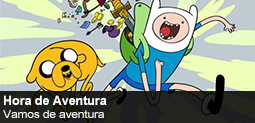 Spotlight - Adventure Time - 255x123