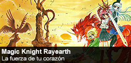 Spotlight - Magic Knight Rayearth - 255x123