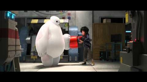 Disney España Big Hero 6 Teaser Trailer