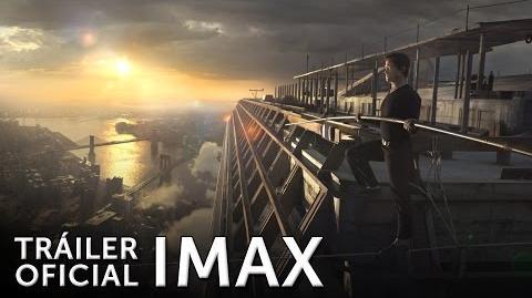 EL DESAFÍO (The Walk). Tráiler Oficial IMAX en español . En cines 25 de diciembre