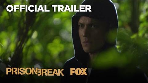 Michael Is Alive Official Trailer 2 Season 5 PRISON BREAK