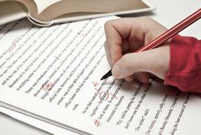 Revisa tu escrito