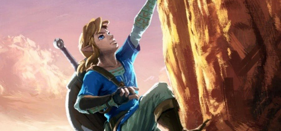ES Video Games Guide 2017 Q1 - Zelda Breath of the Wild