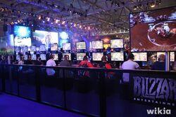Gamescom 2016 - Blizzard