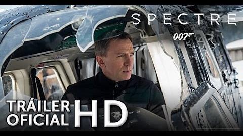SPECTRE. Tráiler oficial HD en español