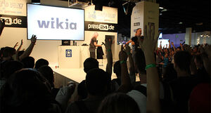 Wikia en Gamescom 2013