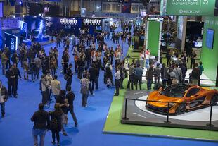 Madrid Games Week 2013 pic1