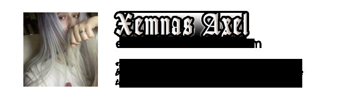 Placa Xemnas Castlevania