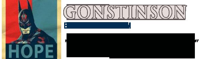 Placa GonStinson