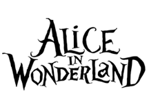 Alice in wonderland - spotlight