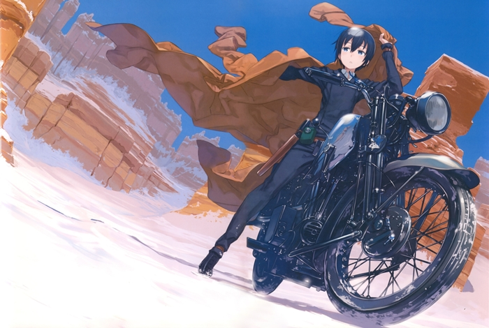 Kino no Tabi - Background