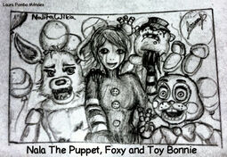 Nalita the Puppet and Friends NalitaWikia