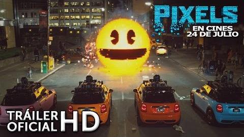 PIXELS. Tráiler Final Oficial HD en español. Ya en cines