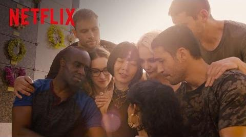 Sense8 Tráiler oficial de la temporada 2 Netflix