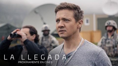 LA LLEGADA. Tráiler oficial en español HD. Próximamente en cines.