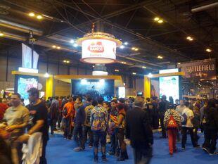 Madrid Games Week 2013 pic2