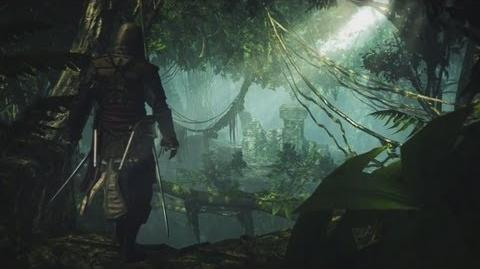 Assassin's Creed 4 - Gameplay Trailer en Español - Black Flag 2013