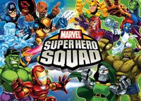 El Escuadrón de Súper Héroes