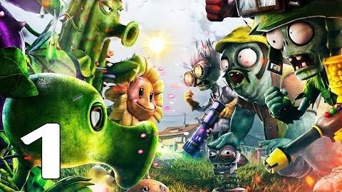 "Plants VS Zombies Garden Warfare Let's Play en Español Capitulo 1 ""Esto es la guerra!!"""