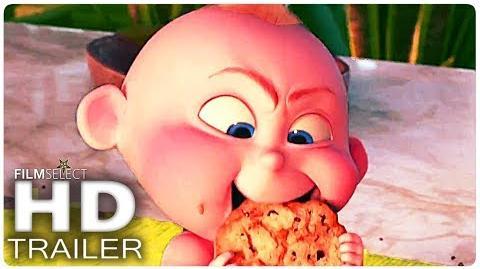 LOS INCREIBLES 2 Trailer 2 Español (2018)