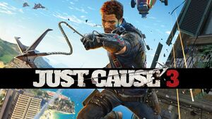 Just cause 3 wikia