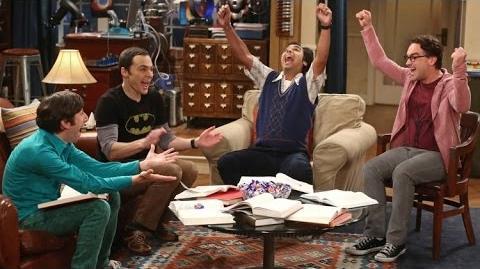The Big Bang Theory Season 10 TRAILER