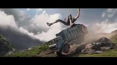 MI AMIGO EL GIGANTE - Trailer definitivo