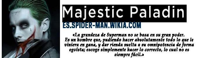 Placa-Majestic-Superman