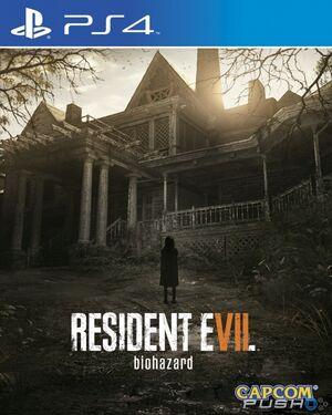 Resident Evil biohazard - cover