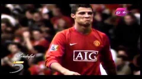 La historia de Cristiano Ronaldo ( Su carrera )