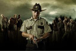 Walking Dead spotlight