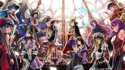 Touhou Final Bosses