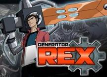 Spotlight-Generator Rex