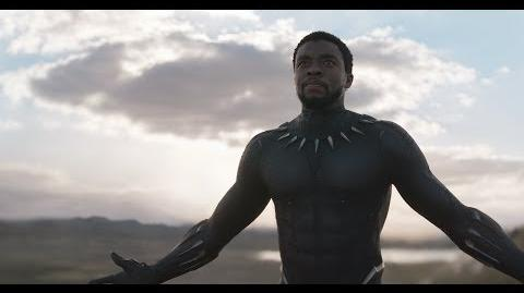 Black Panther Teaser Trailer HD