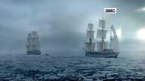 THE TERROR Nueva serie - AMC Latinoamérica