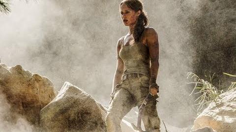 Tomb Raider Las Aventuras de Lara Croft - Trailer 1 - Oficial Warner Bros. Pictures