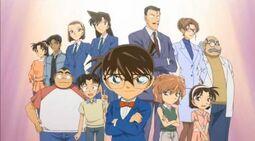 Detective Conan Spotlight