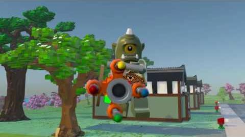 LEGO Worlds - Tráiler E3 Castellano HD