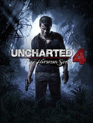 Uncharted 4 front cover wikia