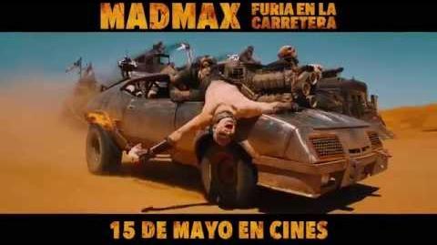 Mad Max Furia en la Carretera - Tráiler Oficial en español HD