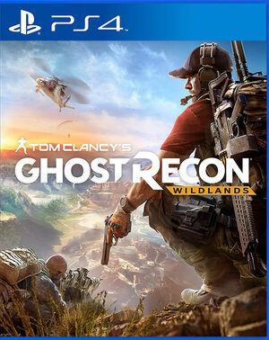 Tom Clancy's Ghost Recon Wildlands - box