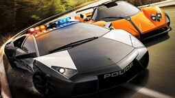 Need for speed hot pursuit 2010-HD