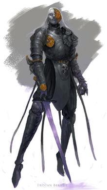 Nekkrutal - Lich Lord of the Boneshard Citadel