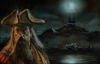 Pirate Captain by AdoC
