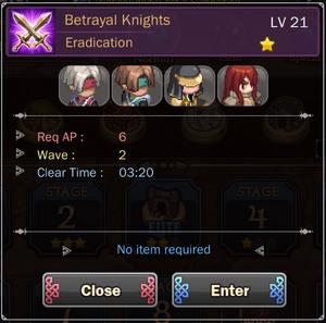 Betrayal Knights 9