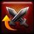 Chain Attack Icon